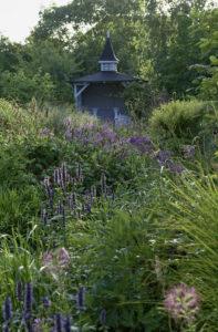 Garten anlegen mit geschickter Aufteilung